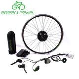 Greenpedel 36V 250W Bicicleta eléctrica de 350W Kit de motor de conversión impermeable