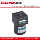 Однофазный 100 В 25Вт переменного тока индукционный электродвигатель переключения передач