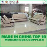 يعيش غرفة جلد قطاعيّ أريكة مصنع من الصين