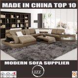 ヨーロッパ式のホーム家具最新のUの形のソファー