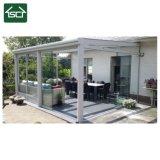 Алюминиевый толь Terrasoverkapping балкона для клиентов Австралии