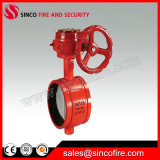 China Manufacturer Fire Fighting Grooved Signal Butterfly Valve