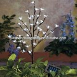 36LED木が付いている普及した太陽棒ライト、太陽木ライト