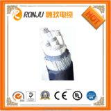 알루미늄 코어 XLPE 절연제 철강선 기갑 PVC 칼집 고압선
