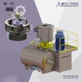 Material de PVC plástico máquina mezcladora de alta velocidad