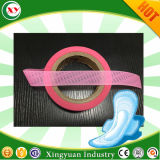 Nastro facile veloce di fabbricazione della materia prima del tovagliolo sanitario del fornitore della Cina
