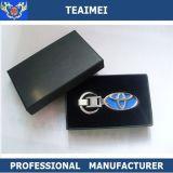 최신 판매 새로운 디자인 금속 열쇠 고리 차 로고 형식 Keychain 반지