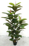 Le piante artificiali di alta qualità del pavone pianta 1069-69-3A