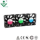 Alta Rotação do Ventilador de Refrigeração da Máquina de Venda Automática, 6015 60mm à prova de baixo nível de ruído do ventilador de 12 Volts CC com função FG