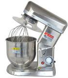 Stand de vente de nourriture chaude Mixer avec bol en acier inoxydable
