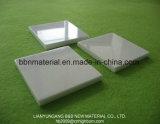 Placa de cerámica del Zirconia blanco industrial