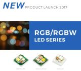 지능적인 점화를 위한 1 RGB LED에 대하여 세라믹 기초 3W 3