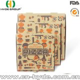 Изолированное упаковкой еды цена коробки печи/дешево пиццы коробки пиццы