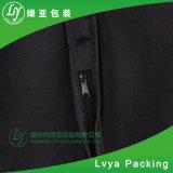 Não Tecidos promocionais personalizadas prensa para cobrir os sacos de roupa
