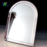 Parede de vidro espelhos decorativos para casa de banho