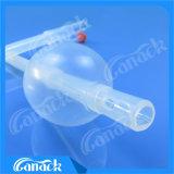 Cathéter de rinçage de l'embryon cathéter en silicone haut de la vente