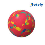 Giocattolo della sfera della gomma piuma di 4 cm per i bambini del gatto del cane di animale domestico