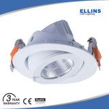 Nuevo diseño de la luz de LED de luz tenue para hotel de la tienda de ropa