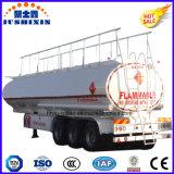 3axle de Semi Aanhangwagen van de Vrachtwagen van de Tanker van het Nut van de Brandstof van het Koolstofstaal 45000L