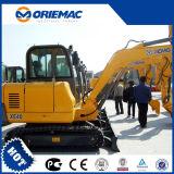 Oriemac Xe40 a estrenar 4 toneladas de excavadores del cavador