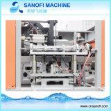機械装置を作る天然水のびんStrech