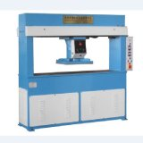 Hydraulische Umdrehungs-Kopf-Textilausschnitt-Maschine