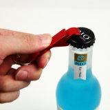 Apri di bottiglia, apri tipo e tipo apri di alluminio del metallo dell'alluminio della bottiglia da birra con Keychain