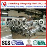 Dx51d'acier galvanisé de matériel en acier de toiture de la bobine avec Sgch (0.12-0.8mm)
