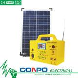 Sg1220W 20W/12V DC портативный солнечной системы освещения (с радио, MP3-плеер)