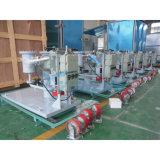 Usine simple de purification de pétrole de turbine d'exécution
