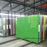 Vetro laccato verniciato colore per la decorazione di grande misura della costruzione