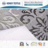 Tissu tricoté par matelas de trois couleurs