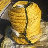 Diametro variopinto 48mm 12 corda di galleggiamento della corda della vela del filo UHMWPE