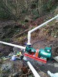 10kw no turbogerador de água do tubo