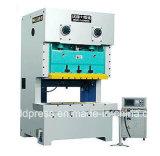 Fabricação de chapa metálica Jh25 200 ton máquina de estamparia de metal mecânica prensa elétrica tipo G