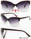 Nuova FDA del Ce degli occhiali da sole delle donne dell'occhio di gatto di modo (WSP7091007)