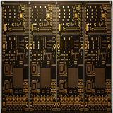 4 de 0,8 mm de capa alta calidad de circuito impreso PCB de oro y de inmersión.