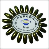 Poudre de colorant de perle de miroir de chrome de caméléon d'Ocrown 88811
