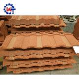 50の長い生命スペインの装飾的な電流を通された鋼鉄石造りの屋根瓦