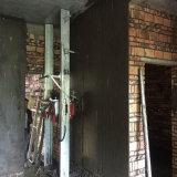 기계를 회반죽 전기 벽