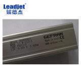 Stampatrice di numero batch del getto di inchiostro di Leadjet V280 con l'iso del Ce