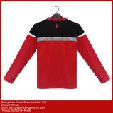 T-shirts promotionnels personnalisés de polo de poly coton de bonne qualité (P204)