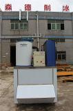Shenzhen Sindeice Cortador de hielo de acero inoxidable flake ice maker para la venta