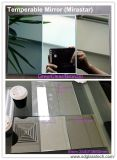 6mm Temperable der Spiegel-Glas/beschichtete Glas