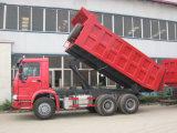 Vrachtwagen van de Stortplaats van Faw 6X4 350HP de Op zwaar werk berekende
