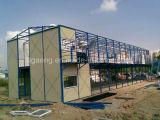 Camera prefabbricata di programma del dormitorio del lavoro di buona qualità con il certificato del Ce