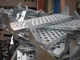 Escalera de acero para el andamio del bloqueo del anillo