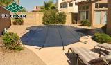 Las altas cubiertas de fabricación del invierno de la piscina usted puede recorrer