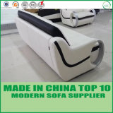 Wohnzimmer-lederne Schnittsofa-Fabrik von China