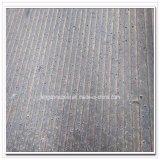 3+3 Plaques d'usure de la plaque d'acier résistant à l'abrasion de nivelage